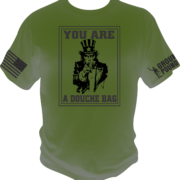 You are a douche bag T-Shirt